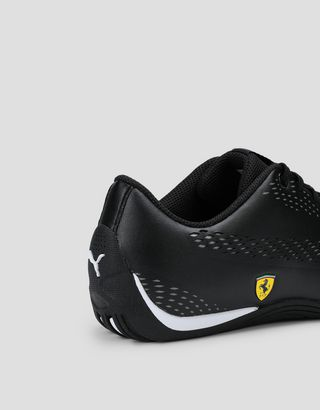 Scuderia Ferrari Online Store - Puma Scuderia Ferrari Drift Cat 5 Ultra II kids sneakers - Active Sport Shoes