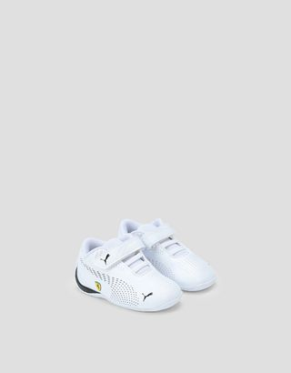 Scuderia Ferrari Online Store - Puma Scuderia Ferrari Drift Cat 5 Ultra II infants sneakers - Active Sport Shoes