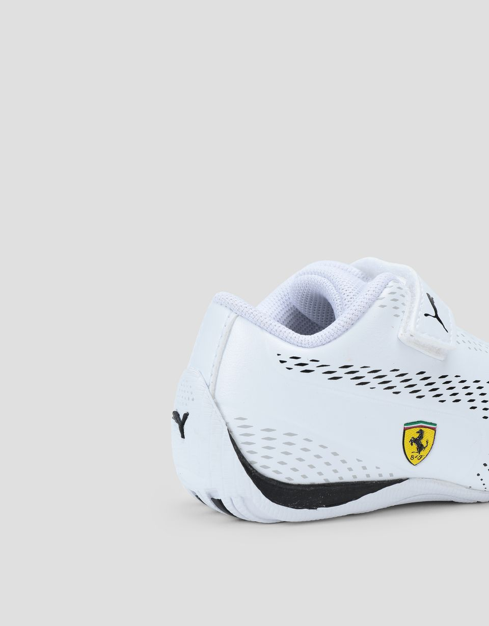 Scuderia Ferrari Online Store - Puma Scuderia Ferrari Drift Cat 5 Ultra II Shoes for babies - Active Sport Shoes