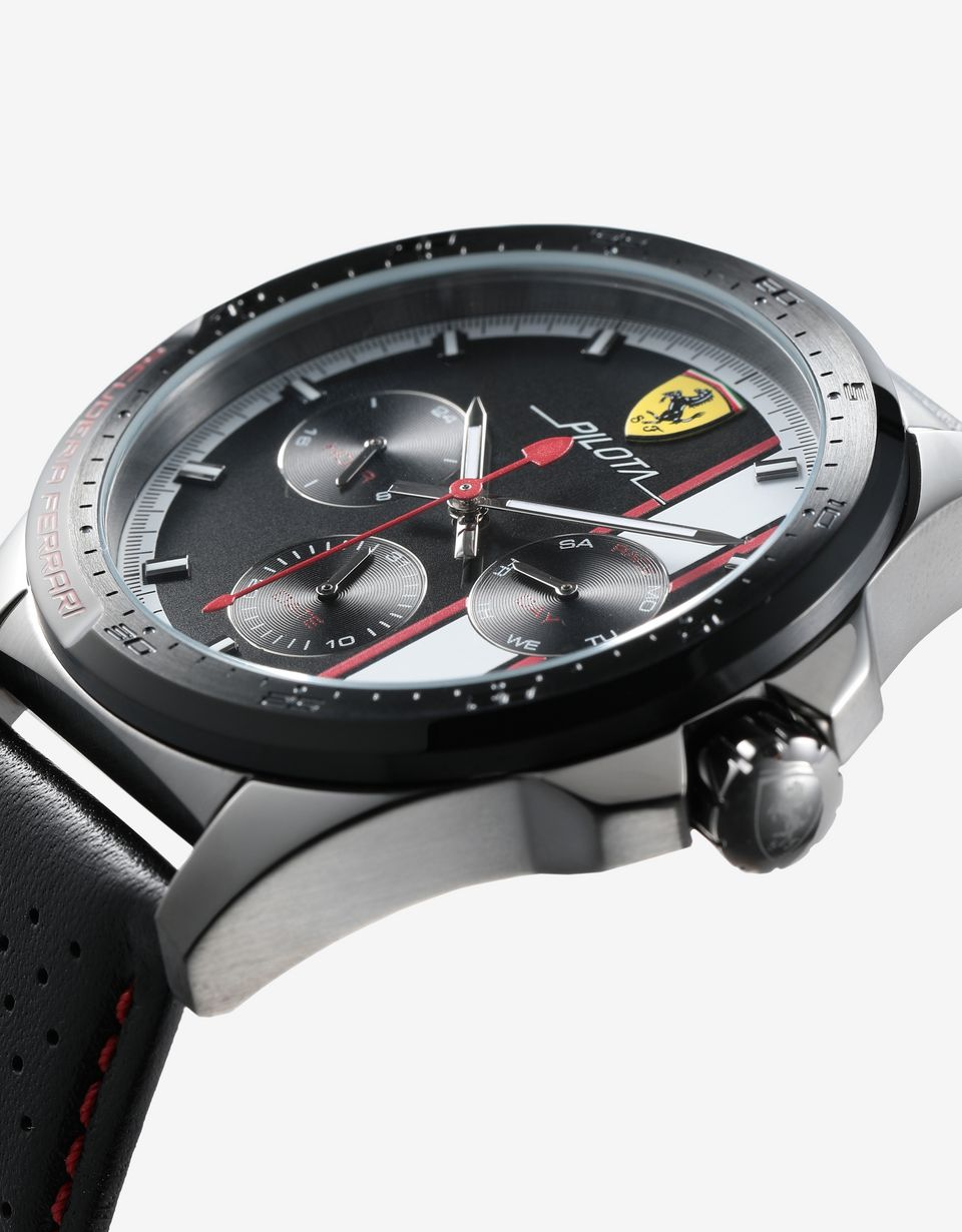 Scuderia Ferrari Online Store - Pilota multi-functional watch - Chrono Watches