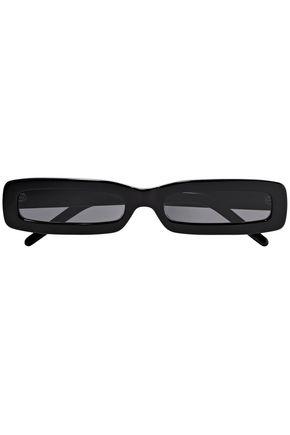 GEORGE KEBURIA Square-frame acetate sunglasses