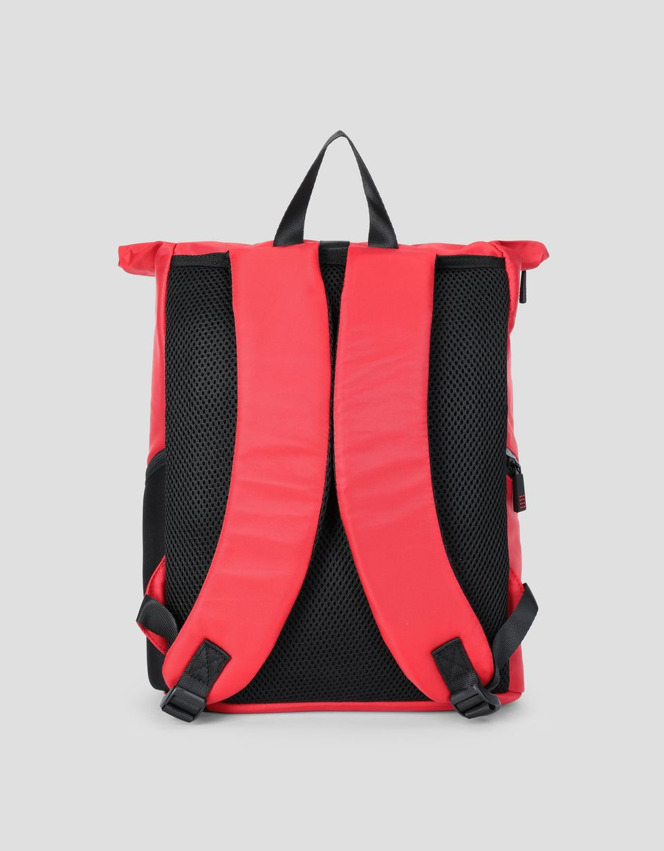 Scuderia Ferrari Online Store - Children's backpack with roll-top - School Bags