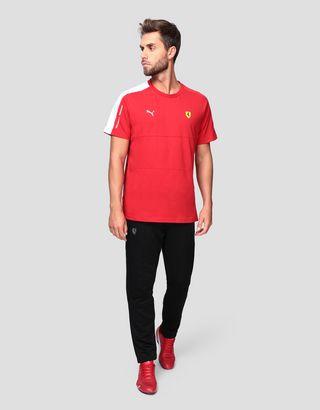 Scuderia Ferrari Online Store - Puma Scuderia Ferrari T7 Men's Trousers - Chinos