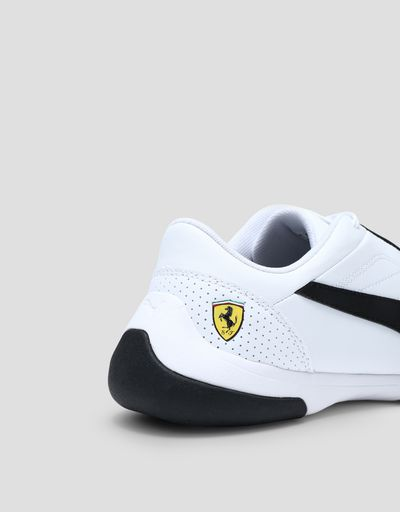 Scuderia Ferrari Online Store - Puma Scuderia Ferrari Kart Cat III Shoes for boys - Active Sport Shoes