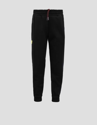 Scuderia Ferrari Puma boy's fleece trousers