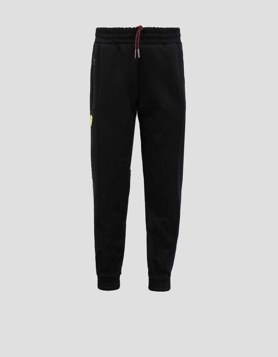 Scuderia Ferrari Online Store - Puma Scuderia Ferrari kids fleece pants - Joggers