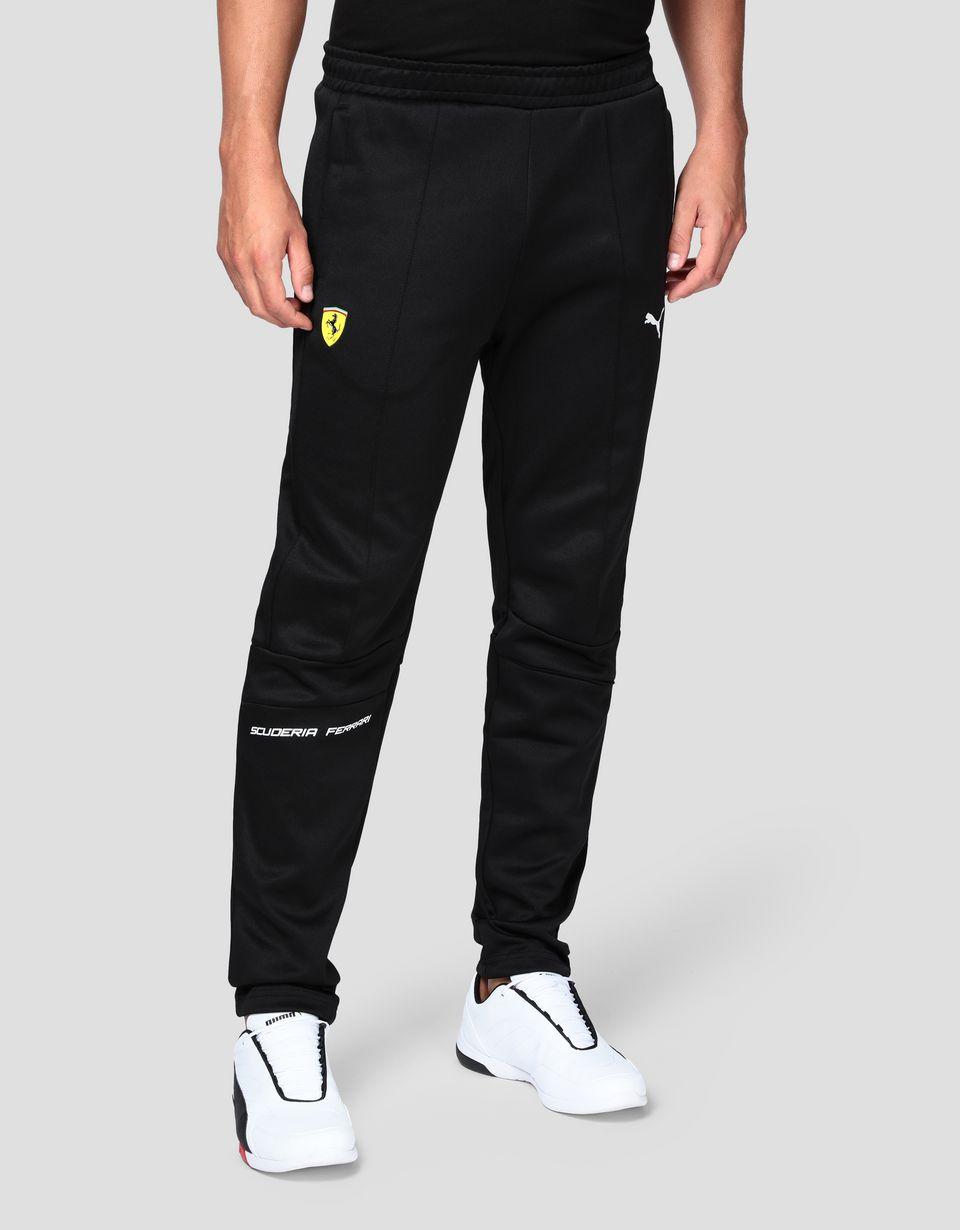 Scuderia Ferrari Online Store - Puma Scuderia Ferrari T7 men's pants - Chinos