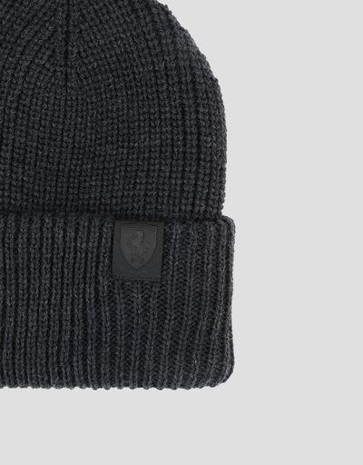 Scuderia Ferrari Online Store - Puma Scuderia Ferrari knit beanie - Beanie Hats