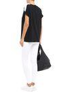 DKNY Stretch-cotton and modal-blend jersey T-shirt