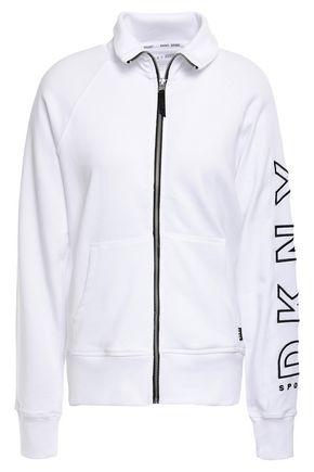 DKNY Cotton-blend jacket