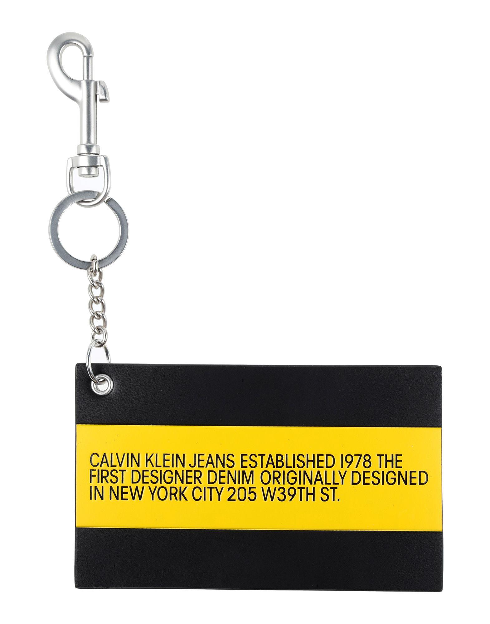 цены CALVIN KLEIN JEANS Брелок для ключей