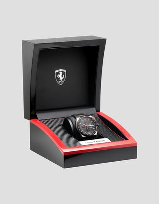 Scuderia Ferrari Online Store - 限定モデル スイス製 Aspire オートマチックウォッチ - クロノグラフ