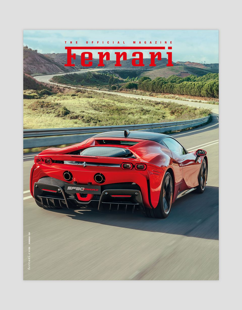 Scuderia Ferrari Online Store - The Official Ferrari Magazine issue 43 - Books