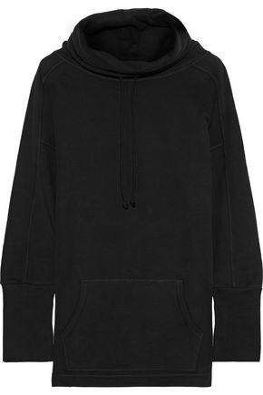 PEPPER & MAYNE En Avant brushed French terry turtleneck sweatshirt