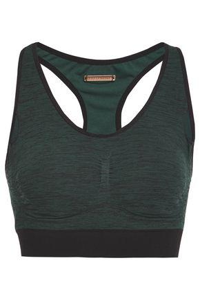 PEPPER & MAYNE Goddess dégradé stretch-jersey sports bra