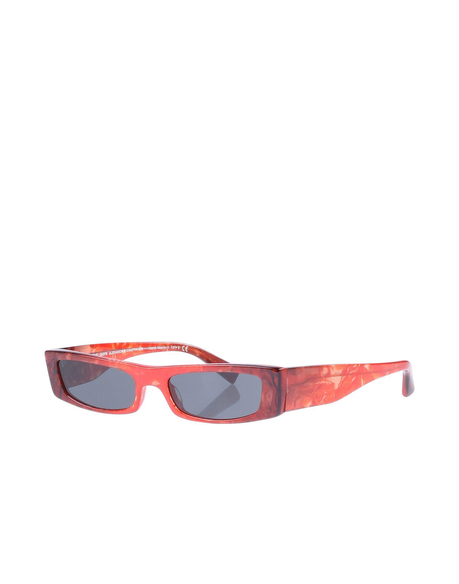 ALAIN MIKLI x ALEXANDRE VAUTHIER Солнечные очки юбка alain weiz