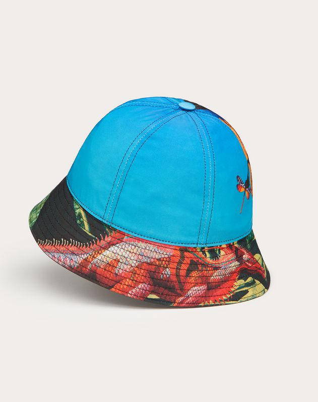 Cappello bucket Red Dragon - Yes F&R in nylon