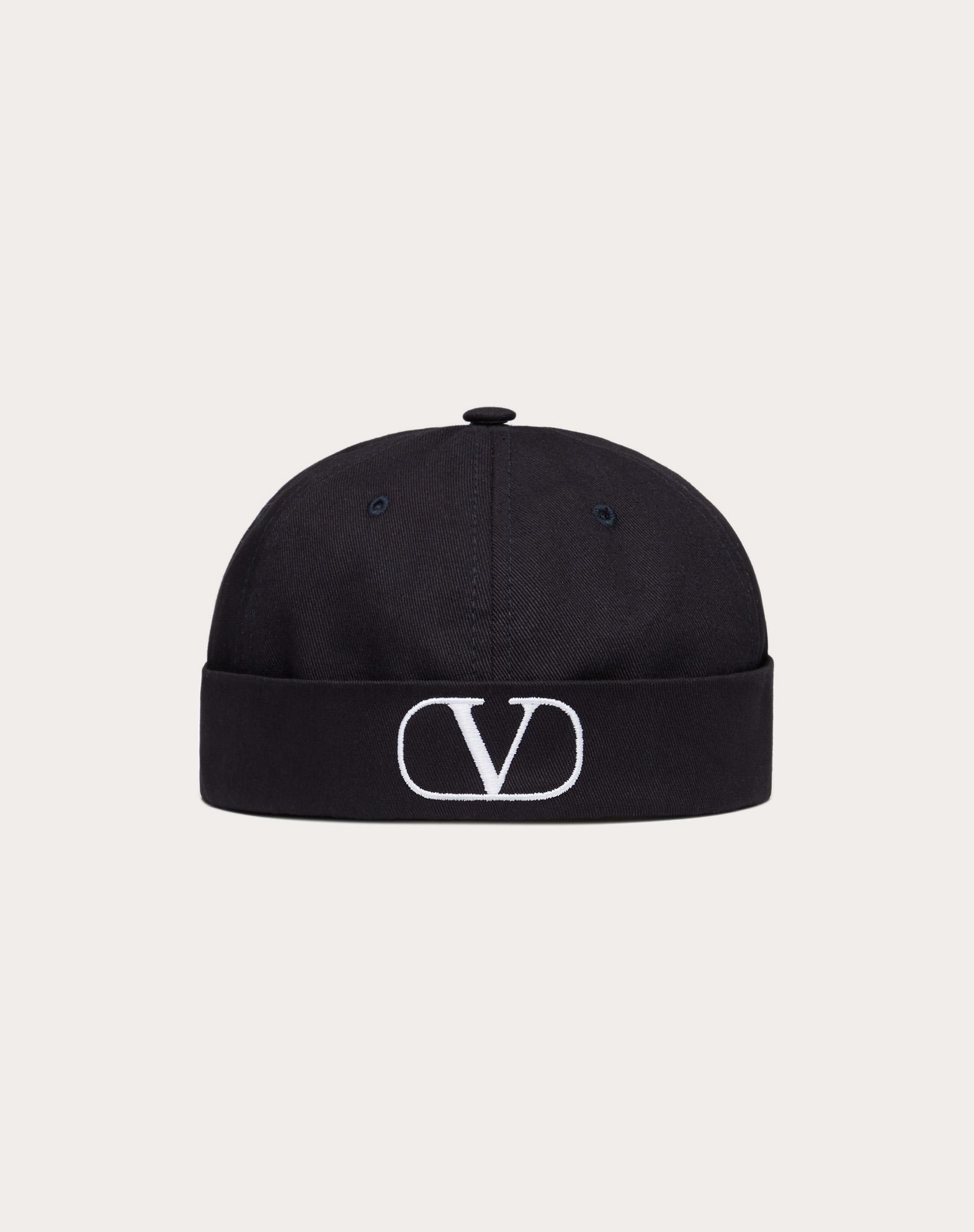 Cappello beanie VLOGO in cotone