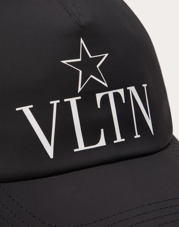 Nylon VLTN STAR Baseball Cap
