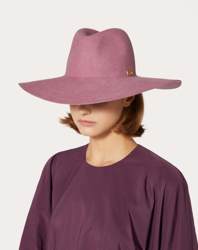 Sombrero de ala ancha VLOGO