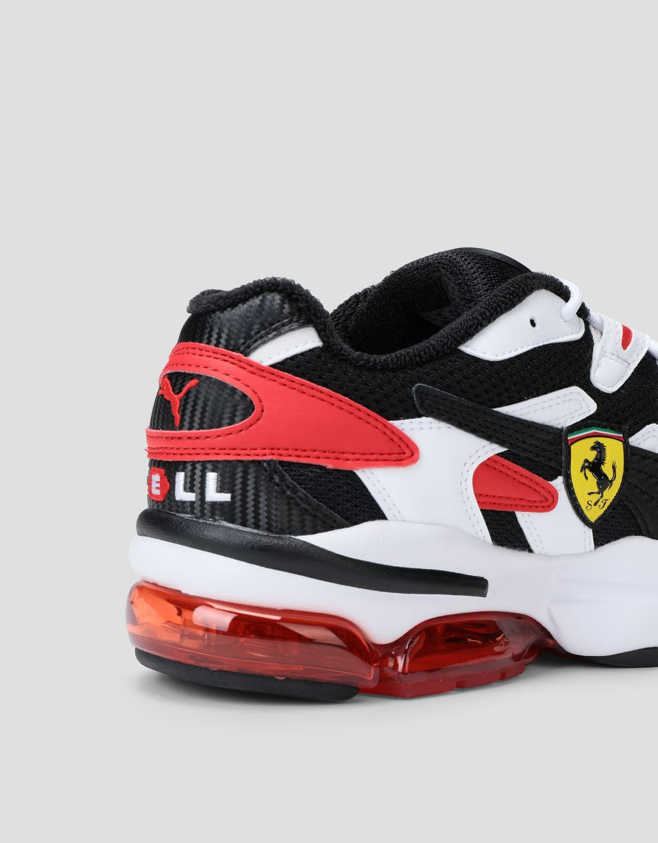 Scuderia Ferrari Online Store - Limited edition Puma SF Cell Alien sneakers - Active Sport Shoes