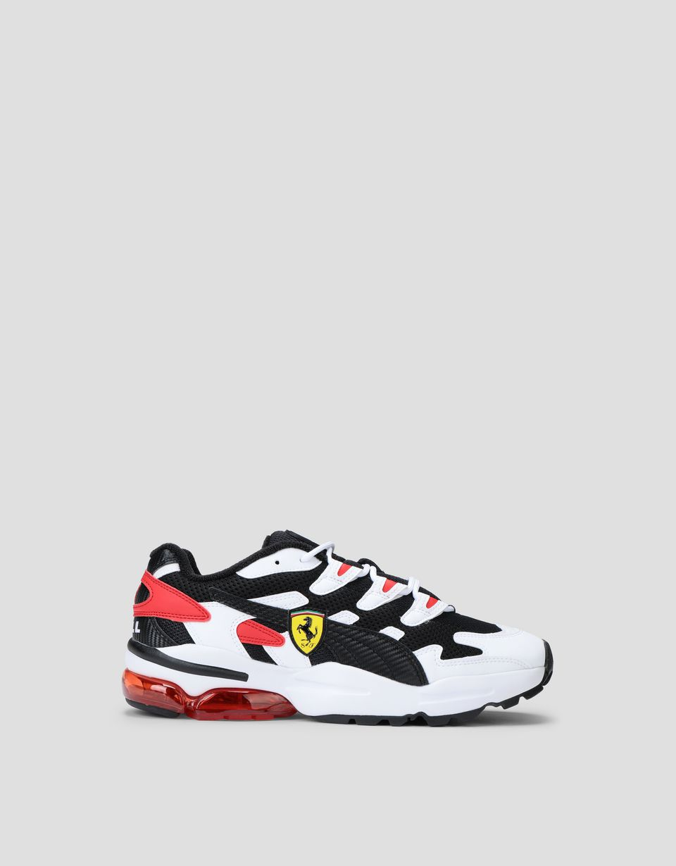 Scuderia Ferrari Online Store - Limited Edition Puma SF Cell Alien Shoes - Active Sport Shoes