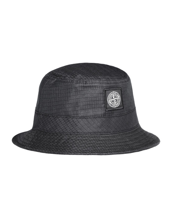 STONE ISLAND 99394 REFLECTIVE WEAVE RIPSTOP Cap Man