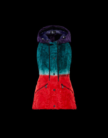 STOLE Multicolor 3 Moncler Grenoble Woman