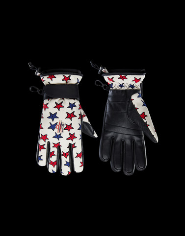 GLOVES Multicoloured 3 Moncler Grenoble Woman