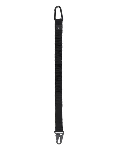 STONE ISLAND 95276 NYLON METAL LANYARD Man Black USD 128