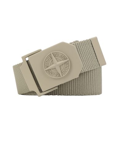 STONE ISLAND 94071 Belt Man Dark Beige USD 150