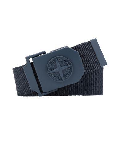 STONE ISLAND 94071 Belt Man Marine Blue EUR 118