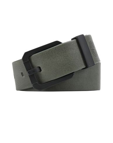 STONE ISLAND 94273 Belt Man Olive Green USD 127