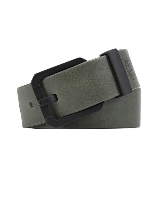 STONE ISLAND 94273 Belt Man Olive Green