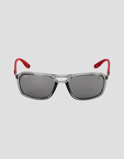 Ray-Ban for Scuderia Ferrari with mirrored lenses RB4329M