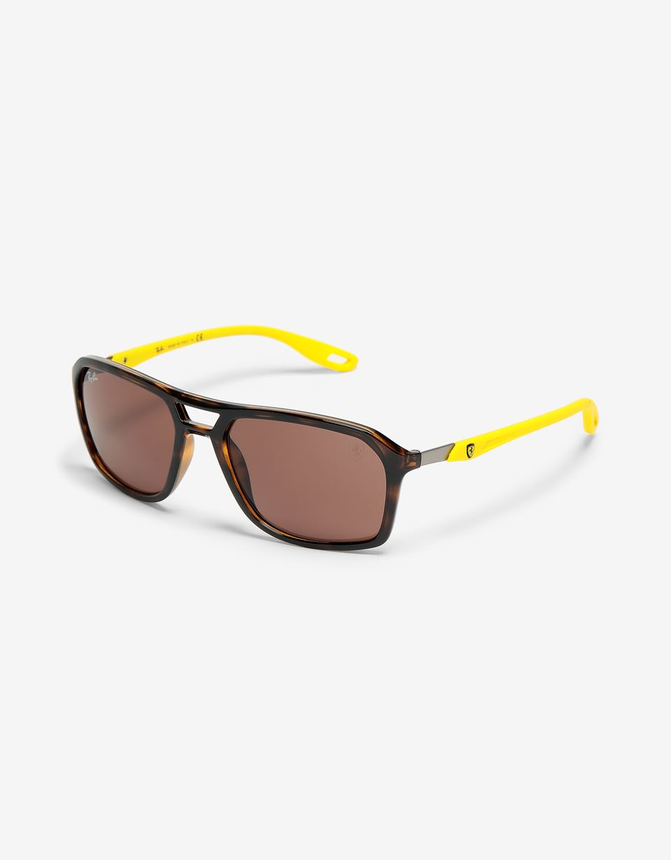Scuderia Ferrari Online Store - Ray-Ban for Scuderia Ferrari with RB4329M - Sunglasses
