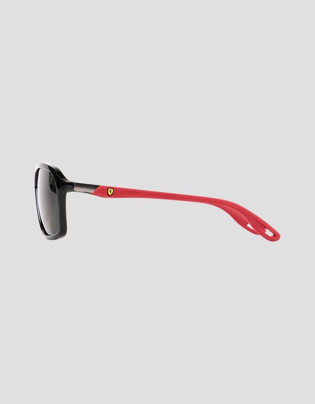 Scuderia Ferrari Online Store - Ray-Ban 与法拉利车队联名款 RB4329M 太阳镜 - 太阳镜