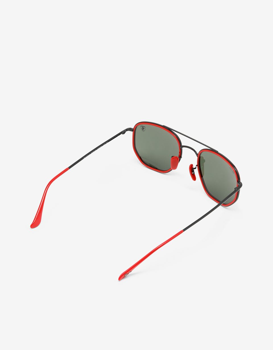 Scuderia Ferrari Online Store - Ray-Ban for Scuderia Ferrari RB3748M - Sunglasses