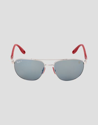 Ray-Ban for Scuderia Ferrari with RB3659M Chromance polarised lenses