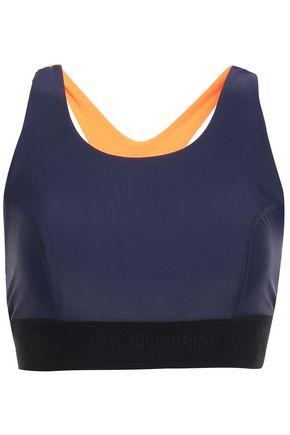 P.E NATION Two-tone stretch sports bra