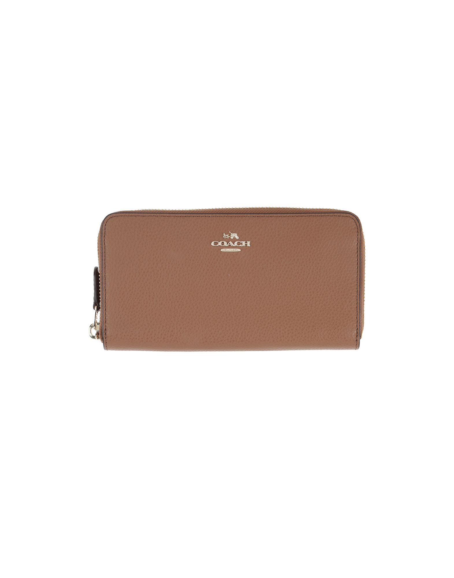 COACH Бумажник бумажник coach f74764