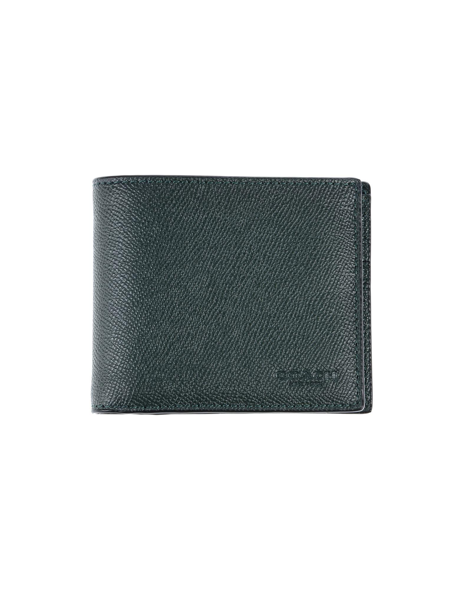 цена на COACH Бумажник