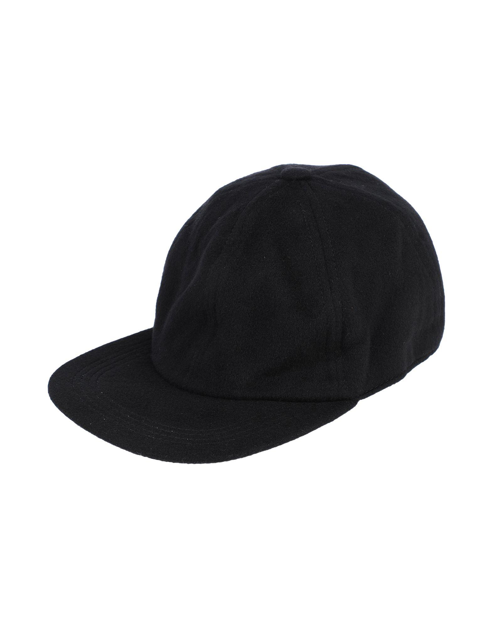 《セール開催中》LOCK & CO. HATTERS メンズ 帽子 ブラック 57 カシミヤ 100%