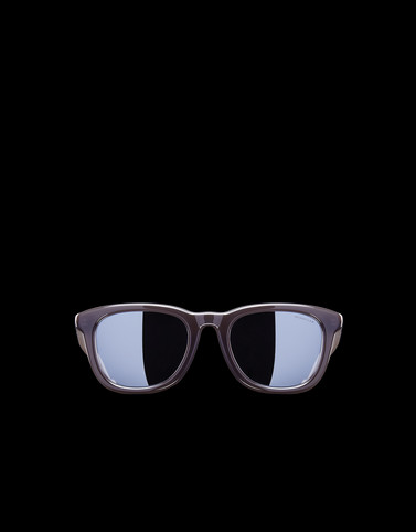 EYEWEAR Grey Eyewear Man