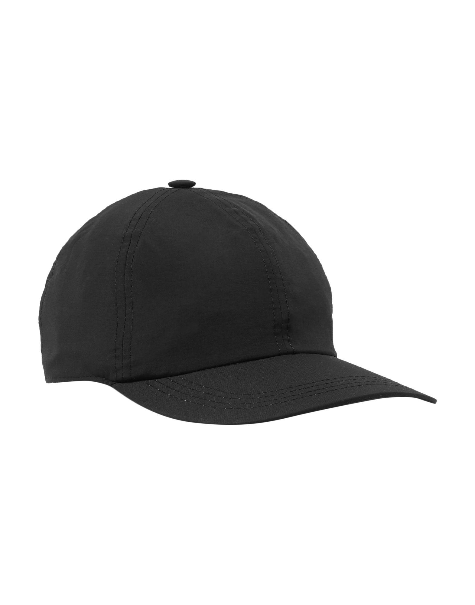 《セール開催中》LOCK & CO. HATTERS メンズ 帽子 ブラック 56 ポリエステル 65% / ナイロン 35%
