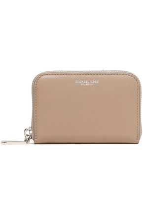 MICHAEL KORS COLLECTION Miranda leather cardholder