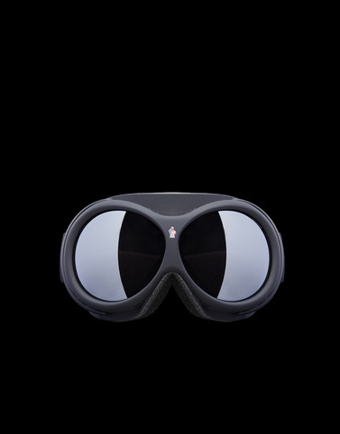 EYEWEAR Black Ski Masks Woman