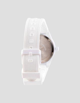Scuderia Ferrari Online Store - Boys white RedRev watch with red details - Quartz Watches