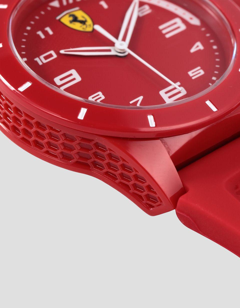 Scuderia Ferrari Online Store - Red RedRev boys' watch with white details - Quartz Watches