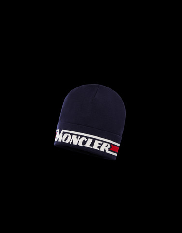HAT Dark blue New in Man